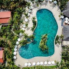 Отель Pandanus Resort бассейн фото 3