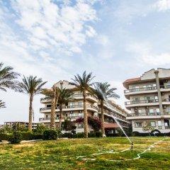 Отель Nour Plaza Hurghada пляж