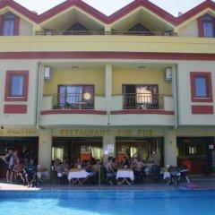 Sindy Apart Турция, Мармарис - отзывы, цены и фото номеров - забронировать отель Sindy Apart онлайн бассейн фото 4