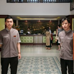Silk Luxury Hotel & Spa банкомат