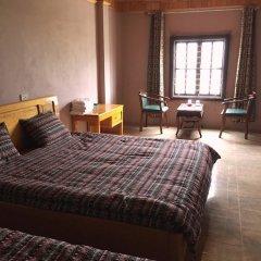 Отель Tavan Ecologic Homestay Вьетнам, Шапа - отзывы, цены и фото номеров - забронировать отель Tavan Ecologic Homestay онлайн комната для гостей фото 3