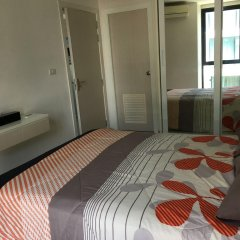 Отель Acqua Condo - 505 by Axiom Паттайя комната для гостей фото 3
