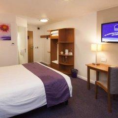 Отель Premier Inn Glasgow - Cumbernauld удобства в номере фото 2