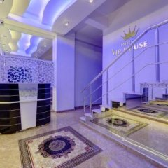 Mersin Vip House Турция, Мерсин - отзывы, цены и фото номеров - забронировать отель Mersin Vip House онлайн ванная фото 2