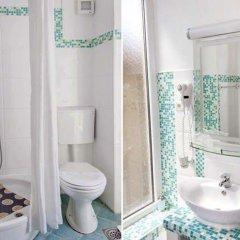 Отель Allegra ванная