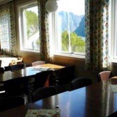 Отель Hellesylt Hostel and Motel Норвегия, Странда - отзывы, цены и фото номеров - забронировать отель Hellesylt Hostel and Motel онлайн питание фото 3