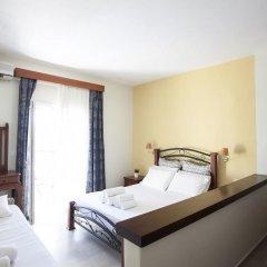 Отель Golden Sun Village Греция, Пефкохори - отзывы, цены и фото номеров - забронировать отель Golden Sun Village онлайн комната для гостей фото 3