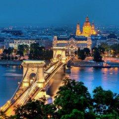 Отель Budapest City Central бассейн