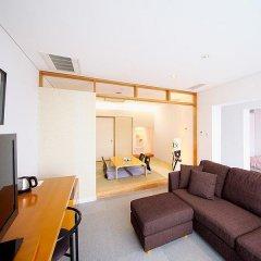 Отель Ashizuri Thermae Тосасимидзу комната для гостей фото 4
