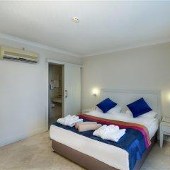 Отель Crystal Boutique Beach +16 Богазкент комната для гостей фото 3