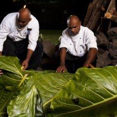 Отель Laucala Island развлечения