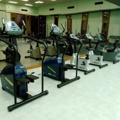 Отель Ambassador City Jomtien Pattaya - Ocean Wing фитнесс-зал фото 2