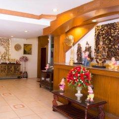Thai City Palace Hotel интерьер отеля фото 2