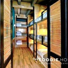 The Foodie Hostel Мехико комната для гостей фото 2