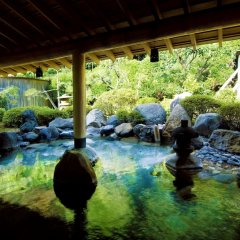 Отель Yukai Resort Saiki Bekkan Мисаса бассейн