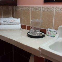 Отель Boutique Posada Las Iguanas Гондурас, Тела - отзывы, цены и фото номеров - забронировать отель Boutique Posada Las Iguanas онлайн ванная