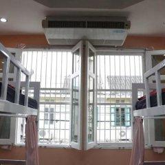 Ama Hostel Бангкок балкон