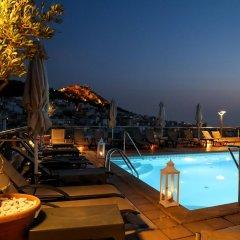 Отель Athens Zafolia Hotel Греция, Афины - 1 отзыв об отеле, цены и фото номеров - забронировать отель Athens Zafolia Hotel онлайн бассейн фото 3