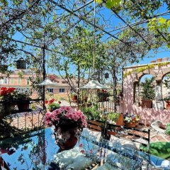 Отель Trastevere Large Apartment With Terrace Италия, Рим - отзывы, цены и фото номеров - забронировать отель Trastevere Large Apartment With Terrace онлайн фото 4