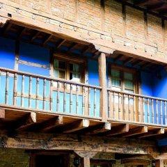 Отель La Yosa de Argüebanes балкон