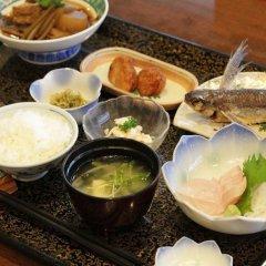 Отель Minshuku Takesugi Якусима гостиничный бар
