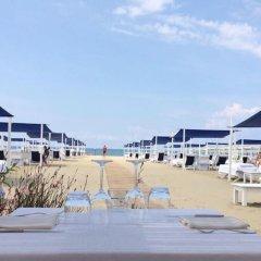 Отель Principe Forte Dei Marmi пляж фото 2