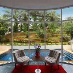 Отель Villa Nap Dau бассейн фото 3
