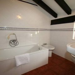 Отель El Caserío Камалено ванная фото 2