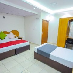 Marhaba Hotel комната для гостей
