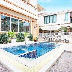 Отель Baan Sanun 3 Патонг бассейн