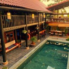 Отель Hidden Beach Pool Villas бассейн фото 2