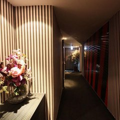 Click Hotel интерьер отеля