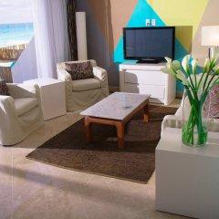 Отель Now Emerald Cancun (ex.Grand Oasis Sens) Мексика, Канкун - отзывы, цены и фото номеров - забронировать отель Now Emerald Cancun (ex.Grand Oasis Sens) онлайн комната для гостей фото 2