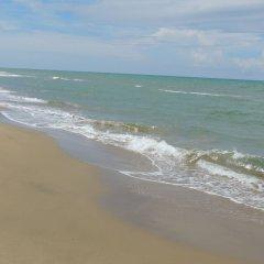 Отель Trujillo Beach Eco-Resort пляж фото 2