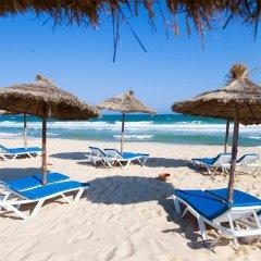 Le Zenith Hotel пляж