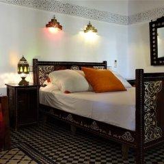 Отель Riad Razane Марокко, Фес - отзывы, цены и фото номеров - забронировать отель Riad Razane онлайн комната для гостей фото 4