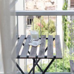 Апартаменты Syntagma Square Apartments by Livin Urbban Афины балкон