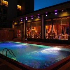Отель Sd Avenue Бангкок бассейн