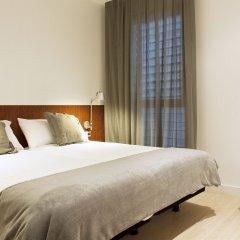Отель MH Apartments Barcelona Испания, Барселона - отзывы, цены и фото номеров - забронировать отель MH Apartments Barcelona онлайн комната для гостей фото 4
