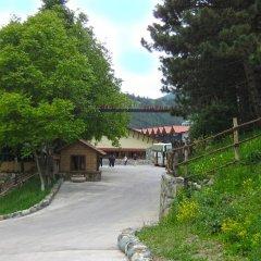 Гостиница Агарцин вид на фасад