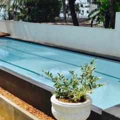 Отель Villa Samudrawasa Шри-Ланка, Галле - отзывы, цены и фото номеров - забронировать отель Villa Samudrawasa онлайн бассейн