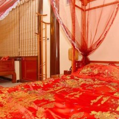 Отель Beijing Sihe Yiyuan Courtyard Hotel Китай, Пекин - отзывы, цены и фото номеров - забронировать отель Beijing Sihe Yiyuan Courtyard Hotel онлайн удобства в номере фото 2