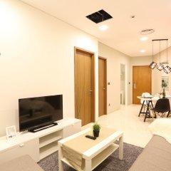 Отель Vortex Suite Residence KLCC Малайзия, Куала-Лумпур - отзывы, цены и фото номеров - забронировать отель Vortex Suite Residence KLCC онлайн комната для гостей фото 4