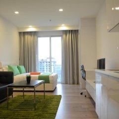Отель W Studio Bukit Bintang Малайзия, Куала-Лумпур - отзывы, цены и фото номеров - забронировать отель W Studio Bukit Bintang онлайн комната для гостей