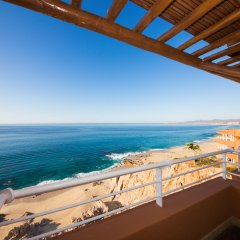 Отель Baja Point Resort Villas Мексика, Сан-Хосе-дель-Кабо - отзывы, цены и фото номеров - забронировать отель Baja Point Resort Villas онлайн балкон