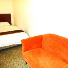 Отель Shenzhen Difu Business Hotel Китай, Шэньчжэнь - отзывы, цены и фото номеров - забронировать отель Shenzhen Difu Business Hotel онлайн комната для гостей фото 5
