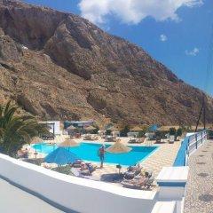 Hotel Marianna пляж