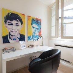 Отель Flo Apartments - Oltrarno Италия, Флоренция - отзывы, цены и фото номеров - забронировать отель Flo Apartments - Oltrarno онлайн ванная