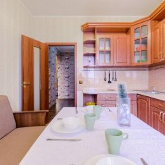 Гостиница FlatHome24 Ladozhsky Vokzal в номере