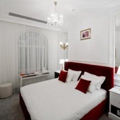 Отель Романов Краснодар комната для гостей фото 2